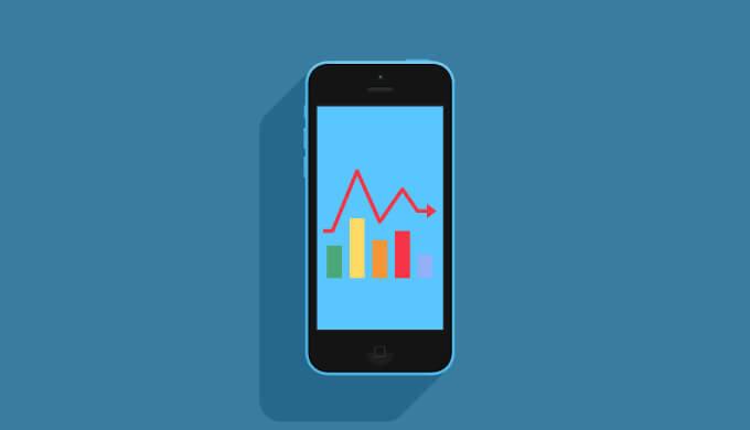 アナリティクス用iPhoneアプリ